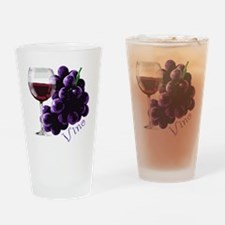 vino_10by10 Drinking Glass