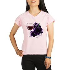 vino_10by10 Performance Dry T-Shirt