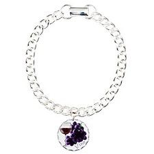 vino_10by10 Charm Bracelet, One Charm
