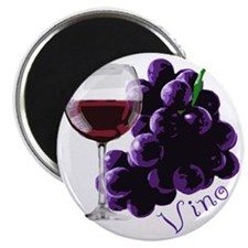 vino_10by10 Magnet