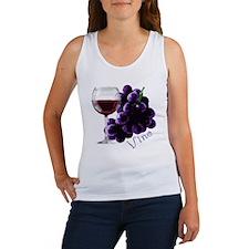 vino_10by10 Women's Tank Top