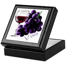 vino_10by10 Keepsake Box