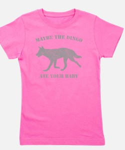 dingog Girl's Tee