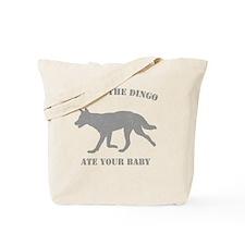 dingog Tote Bag
