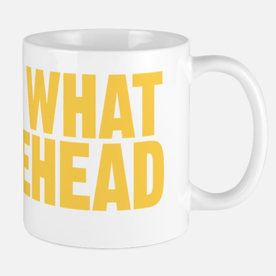 thatswhatcheeseheadyellow Mug