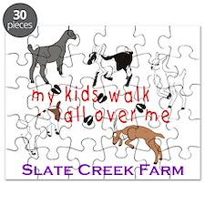 KidsWalkAllOverMe-SlateCreekFarm2 Puzzle