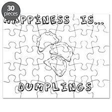 Happiness is dumplings Puzzle