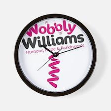 ww colour Wall Clock