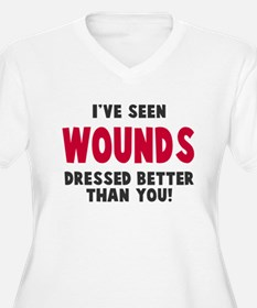 Wounds Dressed Better T-Shirt