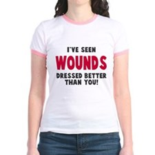 Wounds Dressed Better T