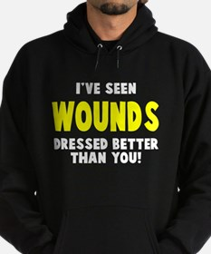 Wounds Dressed Better Hoodie
