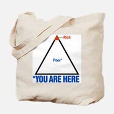 You_Are_Here Tote Bag