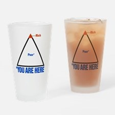 You_Are_Here Drinking Glass