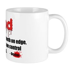 Blood_Stein Mug