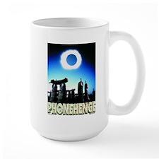 Phonehenge Mug