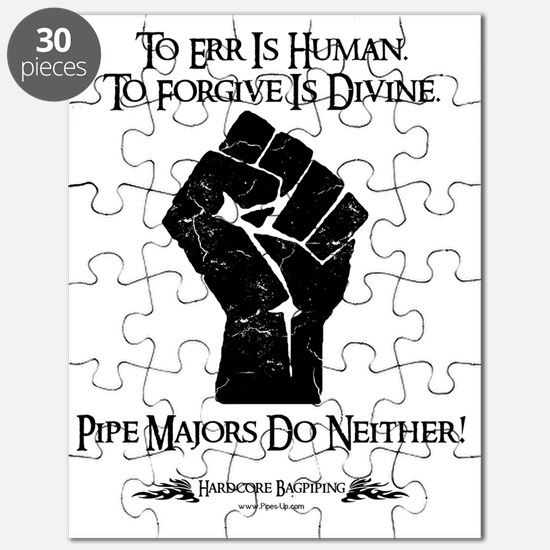 To Err Is Human, To Forgive Is Devine Puzzle