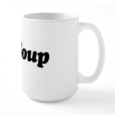 Soup Large Mug