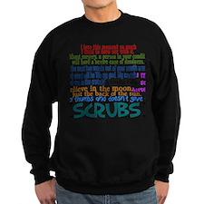 scrubscollagebutton Jumper Sweater