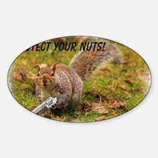 Protect Your Nuts 4000-400 Decal