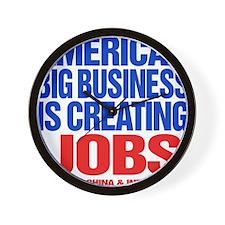 Creating_Jobs Wall Clock