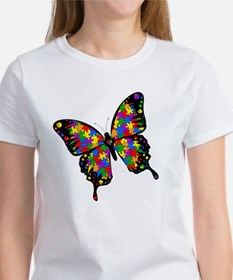 autismbutterfly-rotated Tee