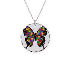 autismbutterfly6inch Necklace