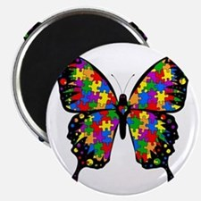 autismbutterfly6inch Magnet