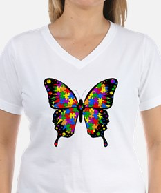 autismbutterfly6inch Shirt
