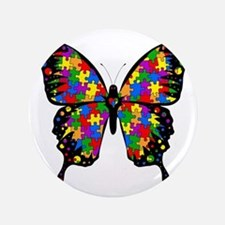 "autismbutterfly6inch 3.5"" Button"