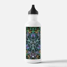 Fractal DMT Art Water Bottle