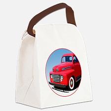 1948-50 F-1-C10trans Canvas Lunch Bag