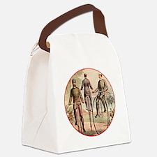 Wheelmen-C10trans Canvas Lunch Bag