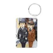 sherlock_holmes_case Keychains