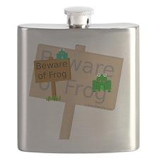 Beware of Frog Flask