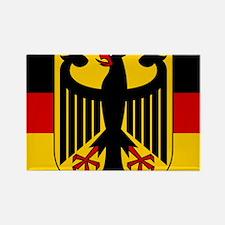 Germany COA 2 Rectangle Magnet