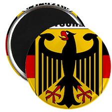 Germany COA 2 Magnet