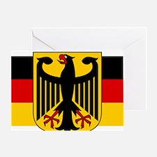 Germany COA 2 Greeting Card