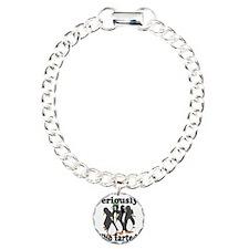 serilusly-who-farted-yel Charm Bracelet, One Charm