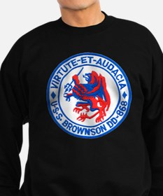 bronson patch Sweatshirt