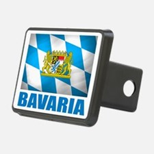 Bavaria Flag  COA Hitch Cover
