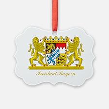 Bavaria COA Ornament