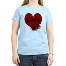 love_skull_dark T-Shirt