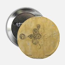 Celtic Spiral Manuscript Button