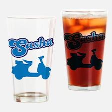 sashanonDist Drinking Glass