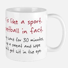 raquet Mug