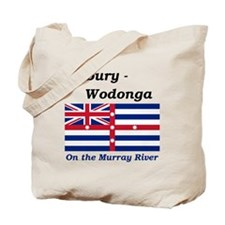 Albury-Wodonga Tote Bag