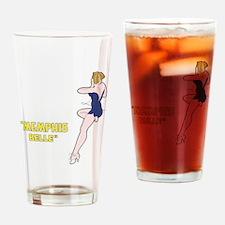 miss_belle Drinking Glass