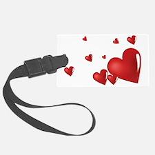 heart04 Luggage Tag