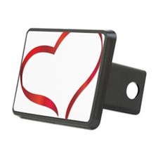 heart03 Hitch Cover