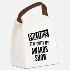 Awards Show Canvas Lunch Bag